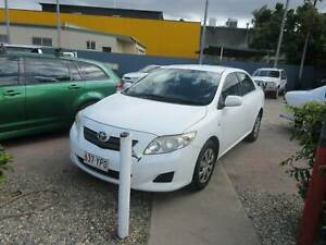 2007 Toyota Corolla ASCENT Automatic Sedan Westcourt Cairns City Preview