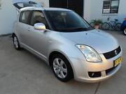 2008 SUZUKI SWIFT HATCH, Low km. OFFERS Yamba Clarence Valley Preview