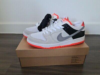 """Nike SB Dunk Low UK 8 BNIB """"Infrared"""""""