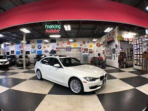 2015 BMW 3 Series 320I X DRIVE LUXURY+NAVI PKG AUT0 LEATHER SUNR