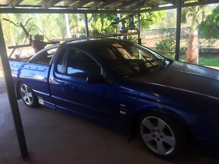 2002 Ford Falcon Broome 6725 Broome City Preview