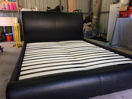 Queen size bed - near new negotiable