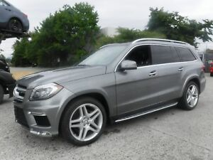 2014 Mercedes-Benz GL-Class GL350 BlueTEC Diesel 3rd row seating