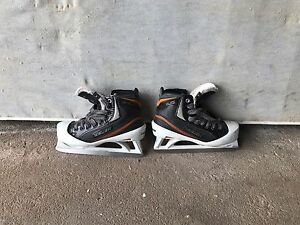 Bauer Goalie skates size 4