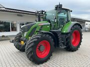 Fendt 718 Vario Profi Plus Brandschaden