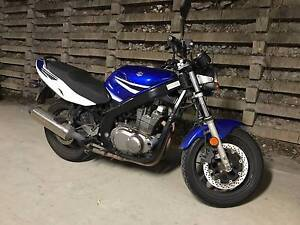 Suzuki GS500 Learner Approved Motorcycle Well Maintained Lane Cove North Lane Cove Area Preview
