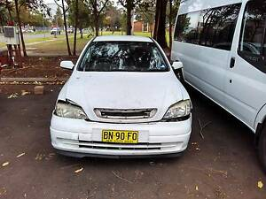 2001 Holden Astra Hatchback Richmond Hawkesbury Area Preview
