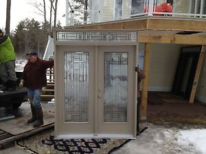 6 FOOT ENTRANCE DOOR