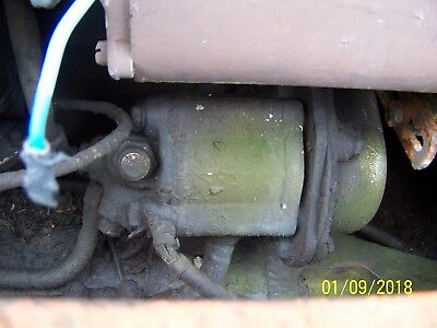 David Brown 990 Tractor Power Steering Pump