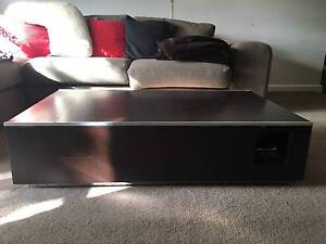Brown wood Coffee Table Macleod Banyule Area Preview