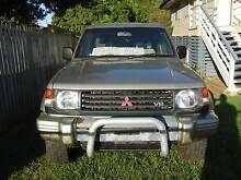 1997 Mitsubishi Pajero Wagon Lawnton Pine Rivers Area Preview
