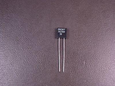 Rnc90y7k2300tr Vishay Metal Foil Resistor 7.23k Ohm 600mw 35w 0.01 Radial Nos