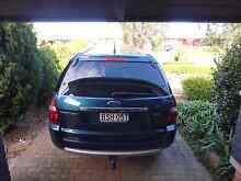 4X4 2009 Ford Territory Ghia Mkii SY Auburn Auburn Area Preview