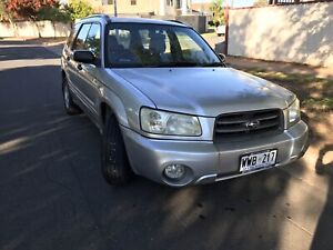 Suburb forester 2003 luxury