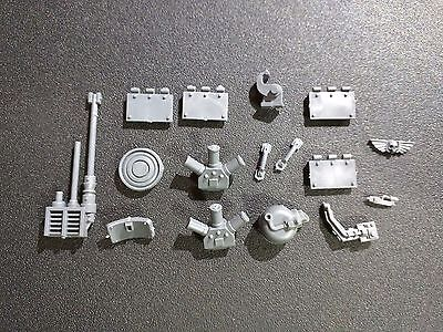 Warhammer 40K Astra Militarum Chimera Accessories Bits
