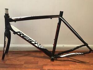Reid Road bike frame and fork