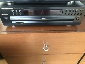 Marantz 5 disc CD player