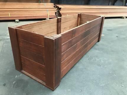 Merbau Planter Box $190