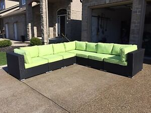 North Winds Trading Co. West Coast Sectional