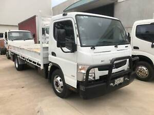 2016 MITSUBISHI FUSO CANTER 918 Tray Top ONLY 16,390kms Pooraka Salisbury Area Preview