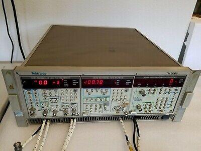 Tektronix Tm 5006 Wfg5010 Prog Dm5010 Prog Dc 5010 Programmable Univ Counter
