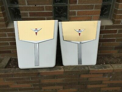 .Lincoln St Louis, overhead hose reel cabinet end panels.** sold as pair ** (Cabinet End Panels)