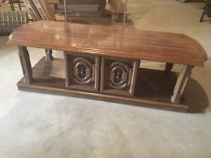 Oak Coffee table p/u in St Walburg