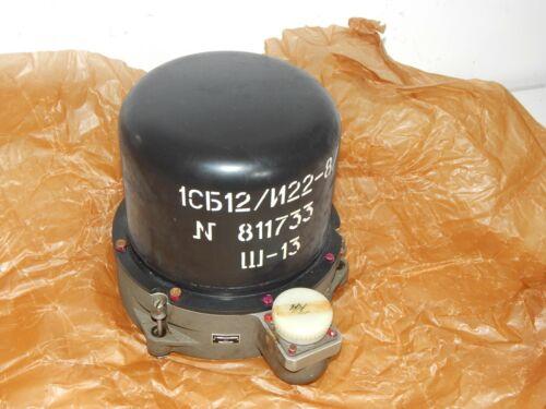 Gyroscope 1SB12 from SCUD Integrating gyroscope - RARE !!