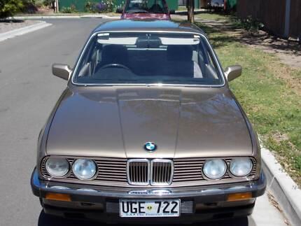 BMW 318 coupe e30 1987