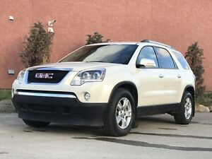 2012 GMC Acadia SLE-2 AWD V6 Tow Package + Remote Start SLE-2 AW