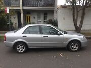 2001 Mazda 323 protege shades Bondi Junction Eastern Suburbs Preview