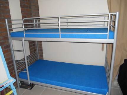 Bunk Bed  with matress