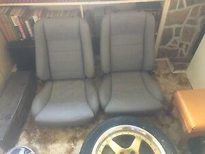 Recaro esp leather seats Thomastown Whittlesea Area Preview
