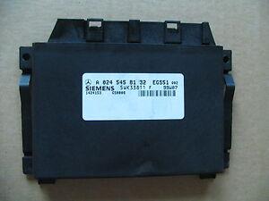 Mercedes CLK-Class C208 Gearbox Control Unit A0245458132 0245458132 - Krosno, Polska - Mercedes CLK-Class C208 Gearbox Control Unit A0245458132 0245458132 - Krosno, Polska