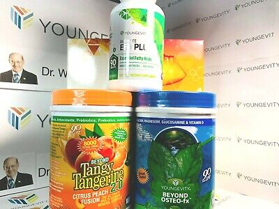 Start Pack (Youngevity Healthy Start Pack 2.0 Dr. Wallach's 90 pak BRAND NEW *excludes)