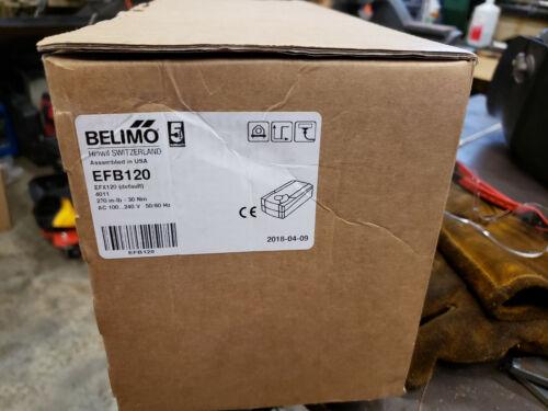 Belimo EFB120 Actuator