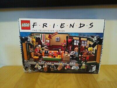 Lego Ideas 21319 Friends Central Perk Brand New Damaged Box