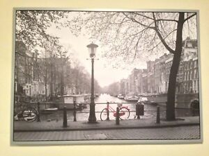 IKEA Amsterdam Red Bicycle Picture