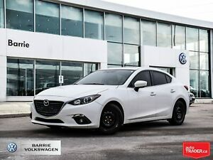 2015 Mazda Mazda3 GS/ CLOTH.BLUETOOTH/CRUISE CONTROL/MANUAL