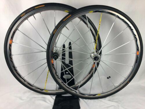 Mavic Ksyrium SL Road Wheelset Tour De France Edition QR 10/11 Spd (1k)