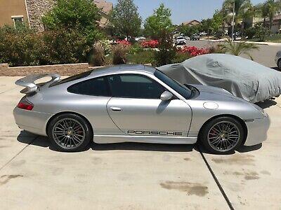 2000 Porsche 911 CARRERA 2 2000 Porsche 911 CARRERA, 6 speed, 58k miles, oem Aero kit.