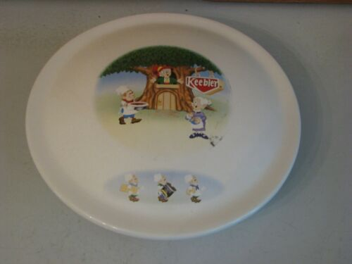 Vintage Ceramic Keebler Ready Crust Baking Dish & Cover