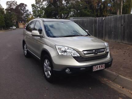 2007 Honda CRV - Luxury Seventeen Mile Rocks Brisbane South West Preview