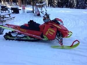 2016 ski doo free ride WARRANTY
