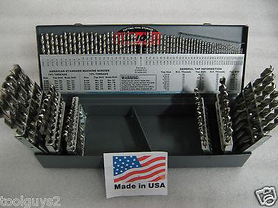 Morse 3-in-1 115 Drill Job Dispenserstandard 11700 W118 Deg. Hss Drills New