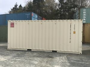 NEW AND USED SHIPPING CONTAINERS / SEACANS FOR SALE