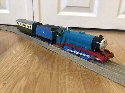 Thomas The Train Trackmaster Tomy Plarail GORDON & GREEN EXPRESS COACH WORKING