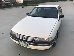 1991 Holden Commodore VN Berlina 3.8 Lt V6 Auto Only 40,500 Kms Aspley Brisbane North East Preview