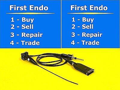 Olympus Enf-v3 Rhinolaryngoscope Endoscope Endoscopy 317-s42