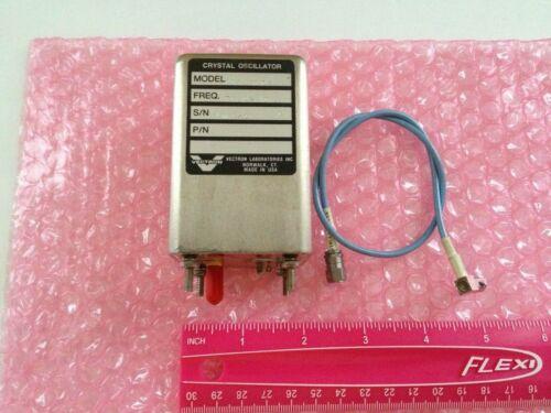 Vectron Crystal Oscillator MODEL: 229-9609 , FREQ:  70.05 Mhz